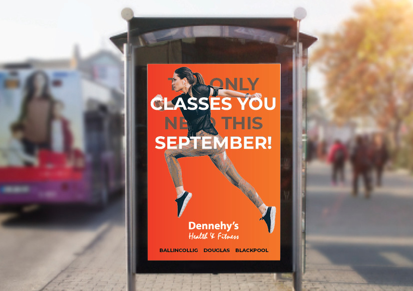 Limelight Media Cork | Dennehy's Health & Fitness | digital media, Branding, Advertising,  Cork
