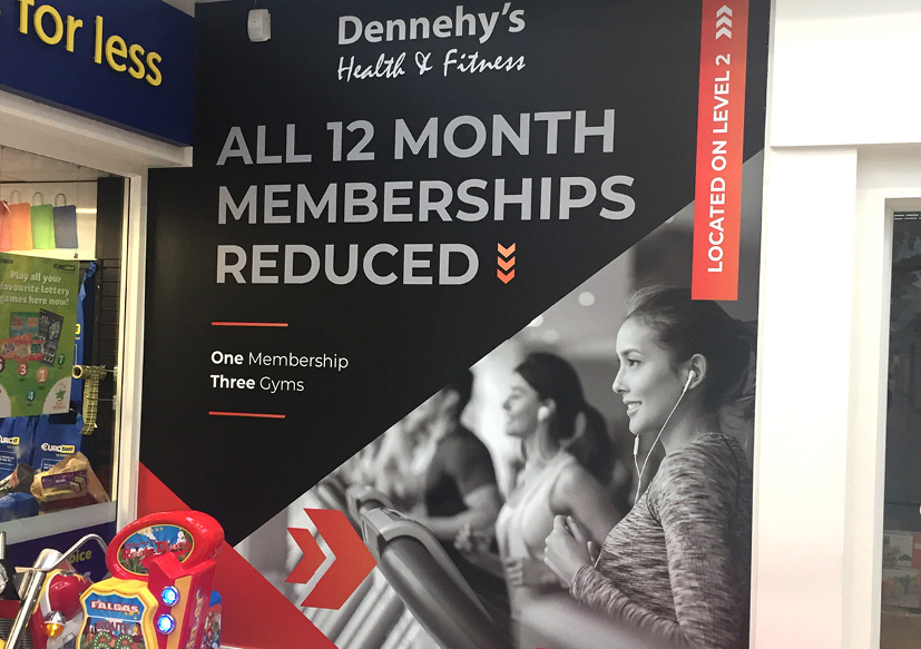 Limelight Media Cork - Dennehy's Health & Fitness - PR agency, Marketing Cork