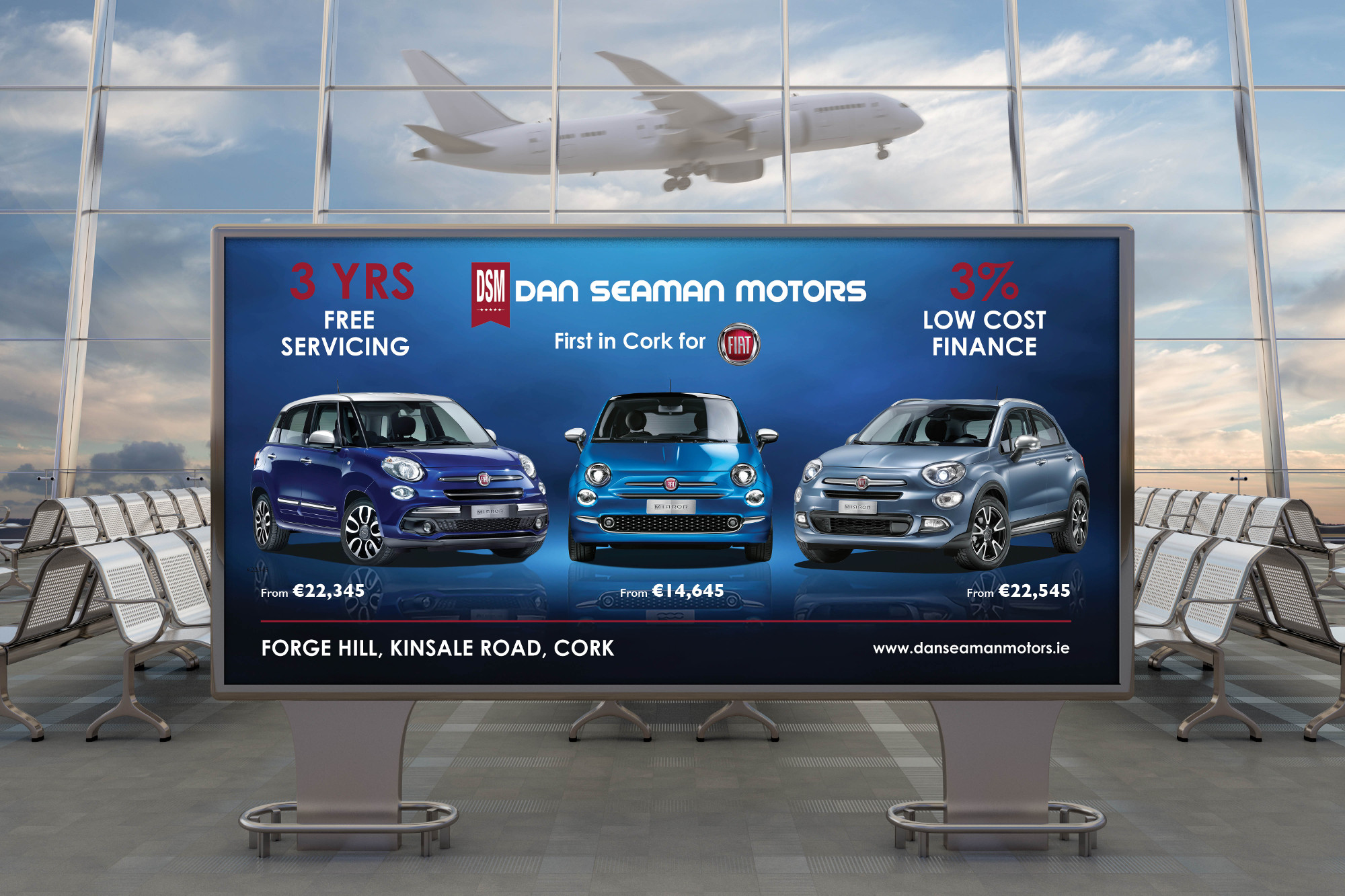 Limelight Media Cork | Dan Seaman Motors | PR agency, Branding, Advertising,  Cork